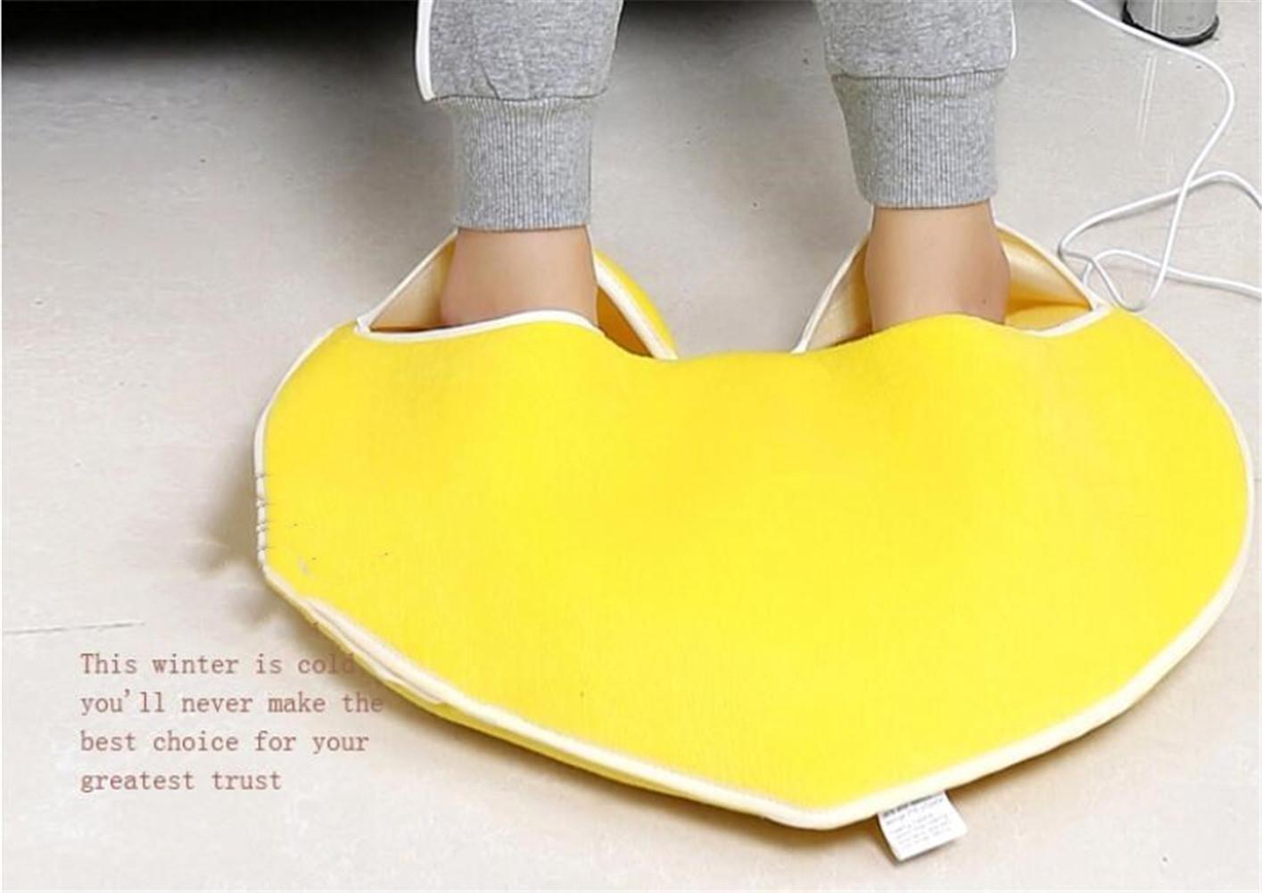 FFJTS Feet Love Plug Warm Feet Warm Shoes USB Warm Feet FFJTS Warm Mat, C 98d883