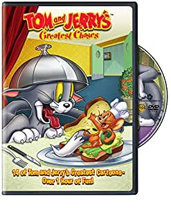 Tom & Jerry's Greatest Chases: Volume Four (DVD)