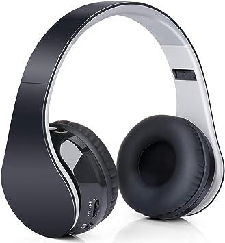 Vente artisanat exquis en ligne Casque Audio Bluetooth 4.1 Pliant Sans Fil - Headphones Avec Son HiFi  Stéréo, Léger, Oreillettes Souples, Microphone Intégré pour iPhone,  Samsung, ...