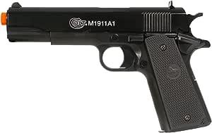 Soft Air Colt 1911A1 Spring Powered Airsoft Pistol