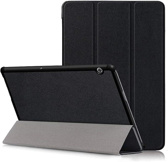 DETUOSI Étui pour Huawei Mediapad T5 10 - Housse de protection ...