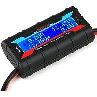 ARCELI 200A Analizador de Potencia de Detector de vatios de Alta precisión para Modelo RC Potencia de Voltaje Actual