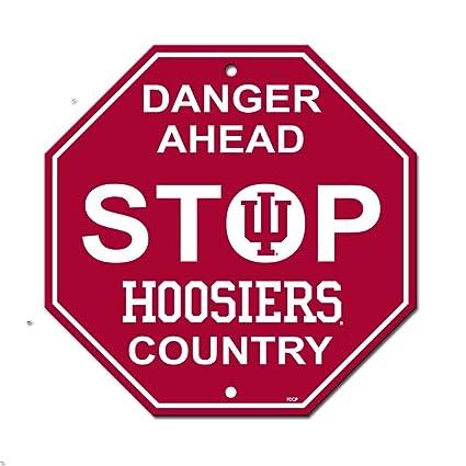 University Of Indiana Hoosiers College NCAA Collegiate