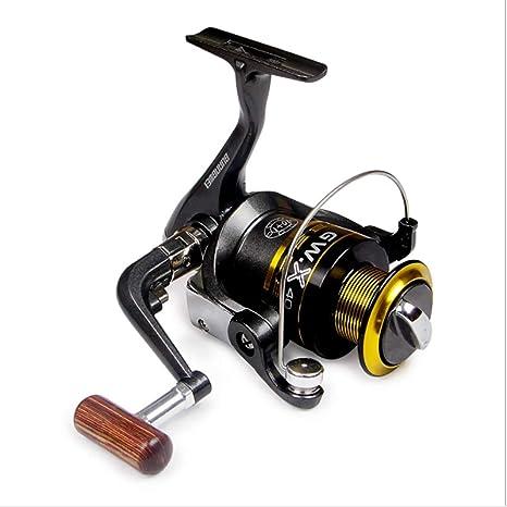 FUBULECY Spinning Fishing Reel 10 + 1 rodamientos Izquierda ...