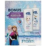 suave kids conditioner - Suave Kids Disney Frozen Shampoo & Conditioner Gift Pack + Bonus Frozen Brush 28 oz., 2 ct