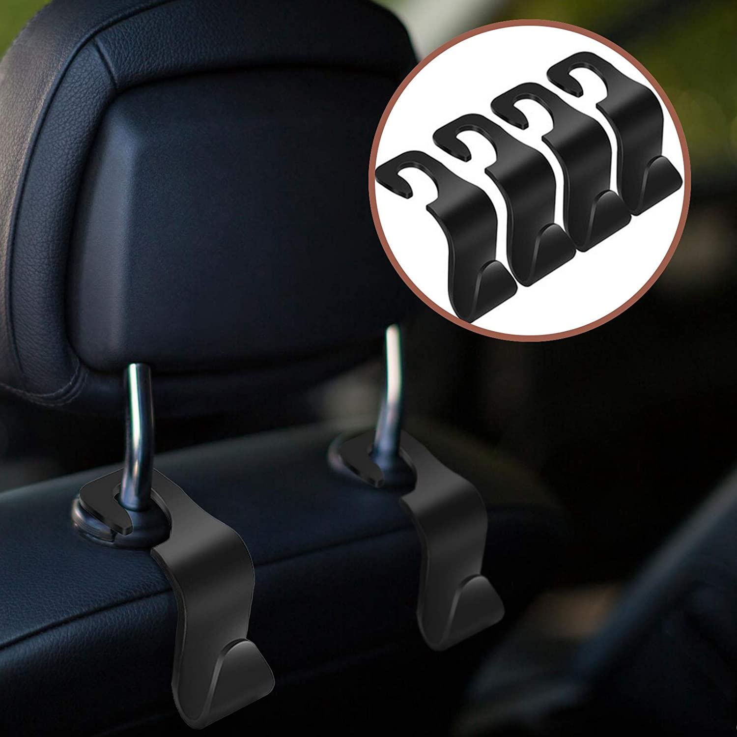 Car Seat Gap Organizer Jeteven Car Seat Gap Filler Keys Console Side Pocket Storage Box for Cellphones Coin Sunglasses Wallets Multifunctional Car Seat Organizer with Cup Holder Cards