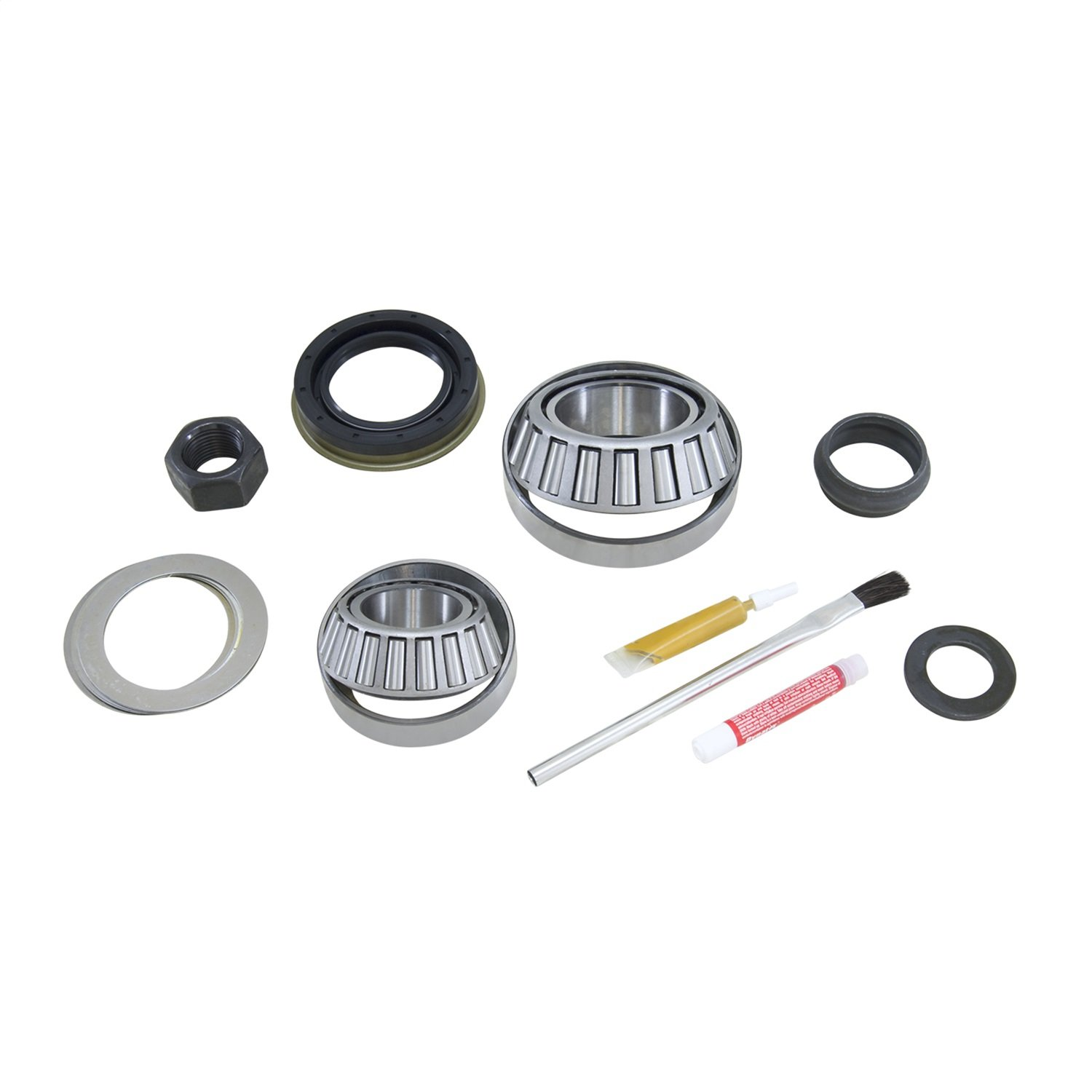 Yukon Gear & Axle (PK D44-JK-STD) Pinion Installation Kit for Jeep JK Non-Rubicon Dana 44 Rear Differential