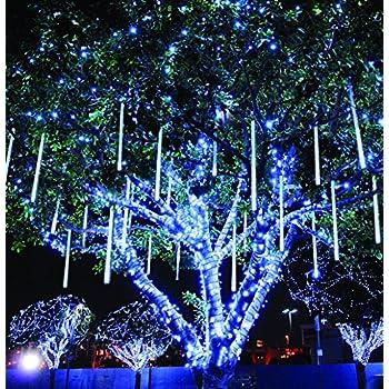Raining Christmas Lights