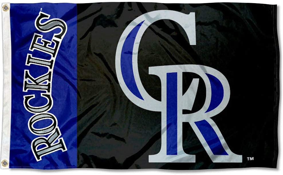 WinCraft Colorado Rockies Flag 3x5 Banner