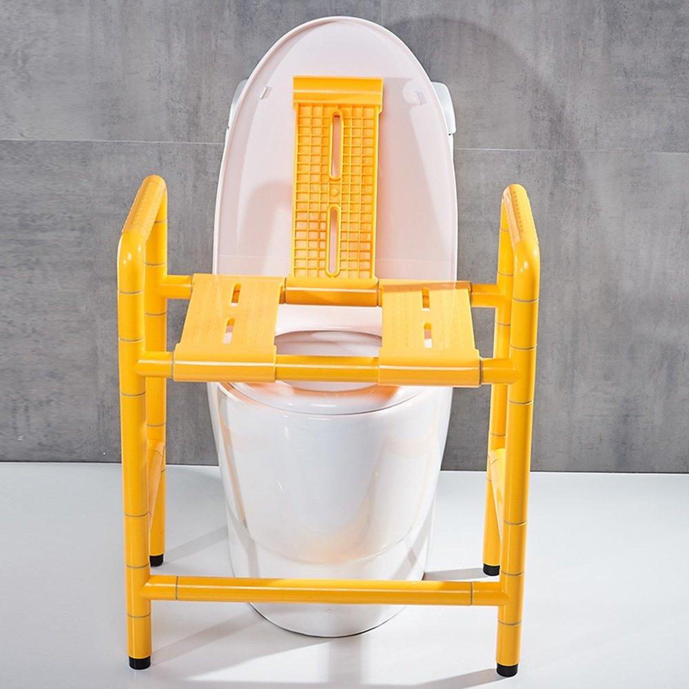 高品質の激安 ZZHF fushou Yellow2# 手すりステンレス鋼ナイロントイレ手すりデュアルユーストイレ椅子アームレスト不可能な高齢者トイレスツールバスチェア (色 : fushou Yellow2#) Yellow2#) Yellow2# B07F3788GY, 機械式時計専門店スイートロード:ceb0db61 --- eastcoastaudiovisual.com