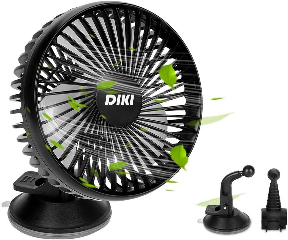 Diki Auto Ventilator Kleiner Usb Ventilator Mit Computer Zubehör