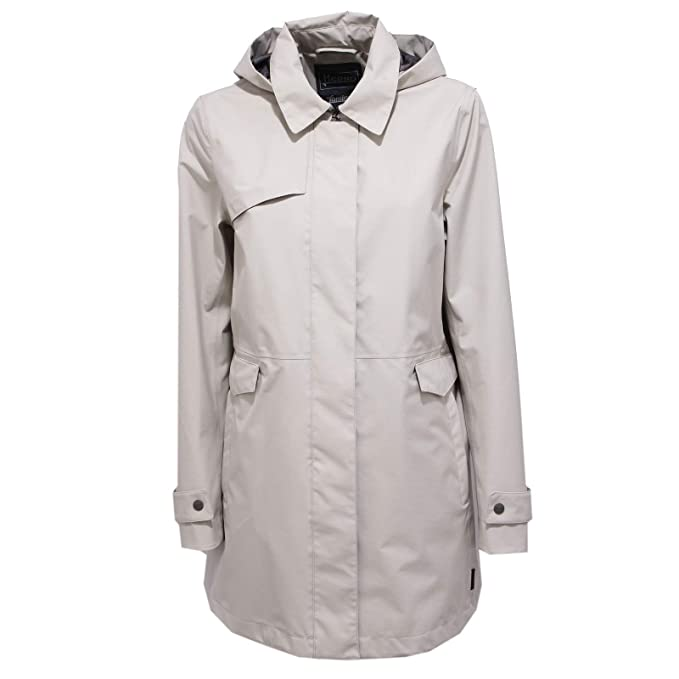 Herno 7846X Trench Donna Beige FOR Spring Jacket Woman [46]