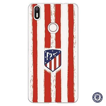 Carcasa Oficial Atlético de Madrid Rojiblanco SS18-19 BQ ...