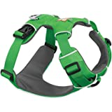 RUFFFWEAR Ruffwear - Front Range No-Pull Dog Harness with Front Clip, Meadow Green (2017), Large/X-Large