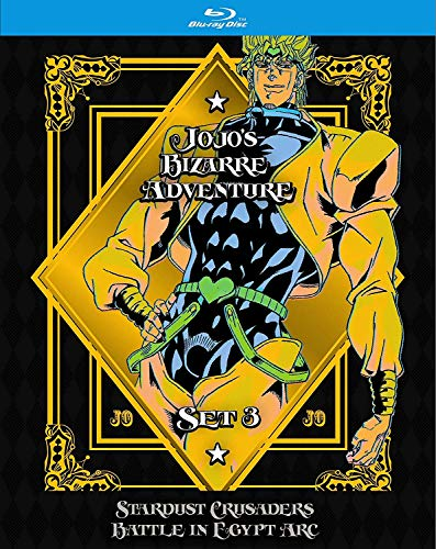 JoJo's Bizarre Adventure Set 3 (LE) [Blu-ray]