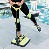 Booty Maxx - Home Workout Exercise Equipment With Resistance Band Technology To Build Shape and Tone Glutes Thighs Quads and Calves - As Seen On TV