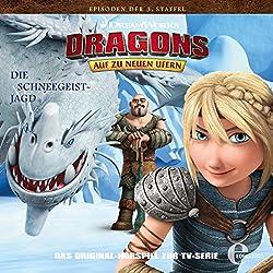 Die Schneegeist-Jagd (Dragons: Staffel 3 - Auf zu neuen Ufern 9)