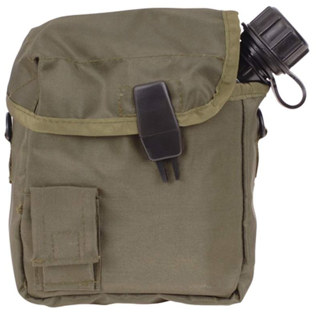 5ive Star Gear GI Spec Canteen Cover , Olive Drab by 5ive Star Gear