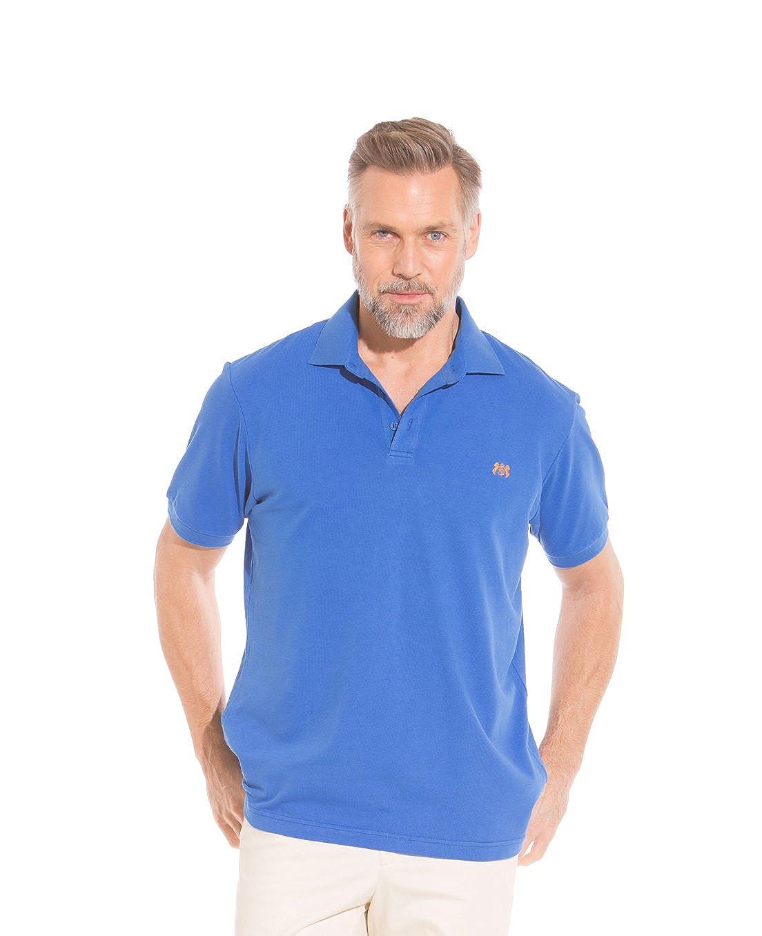 Savile Row Company - Polo - para Hombre Azul Azul Claro Medium ...