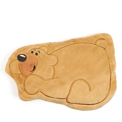grünspecht térmica Zoo oso, cojín de semillas marrón marrón ...