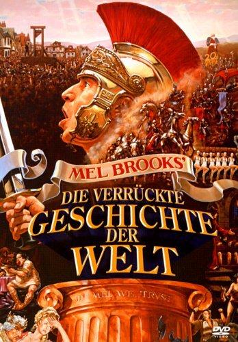 Mel Brooks - Die verrückte Geschichte der Welt Alemania DVD ...