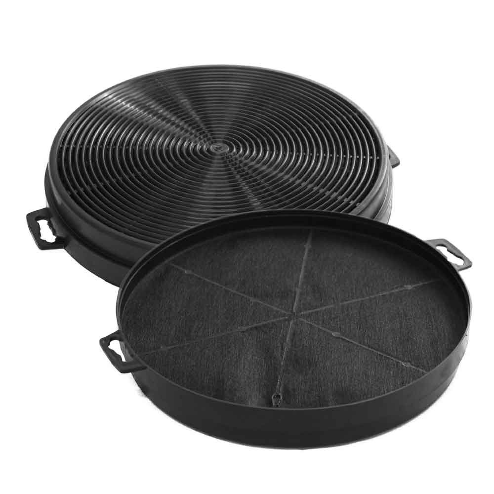 Filtre à charbon actif pour BSH 353121(dhz5140, lz51400, Z5115X 0), oranier ksc500, falmec type A, Bomann kf560, Kolbe K600 keenberk