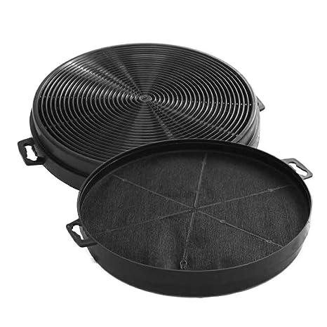 1 x Filtro de carbón activo de repuesto compatible con Neff Z5115 ...