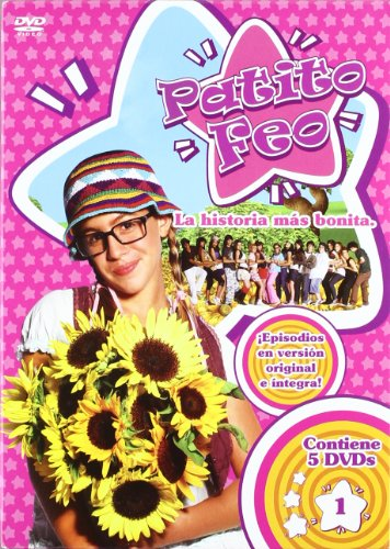Patito Feo Temp. 1 Part. 1 [DVD]: Amazon.es: Cristian Belgrano, Juan Darthes, Griselda Sicilliani, Gloria Carra, Laura Esquivel, Brenda Asnicar, ...