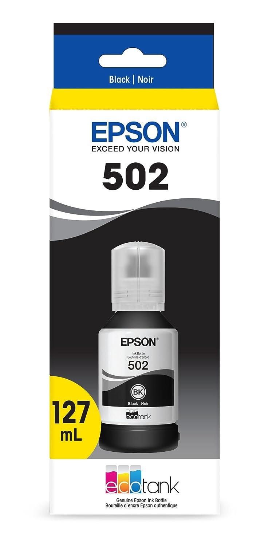 EcoTank 502 (Black)