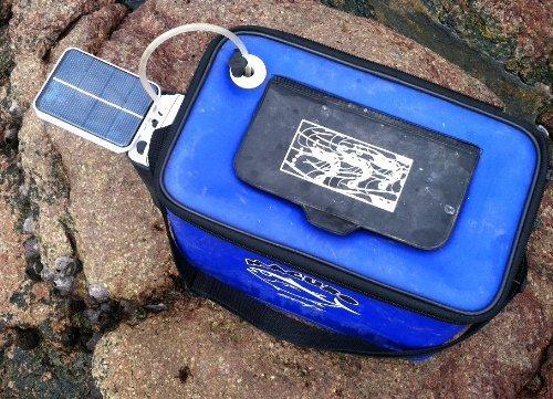 E-3LUE® Solar Power Pond Oxygenator Air Pump Oxygen Pool Aquarium Fish Tank Sea Fishing