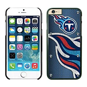 NFL Tennessee Titans iPhone 6 Cases 04 Black 4.7 Inches NFLIphone6Cases13377 by kobestar