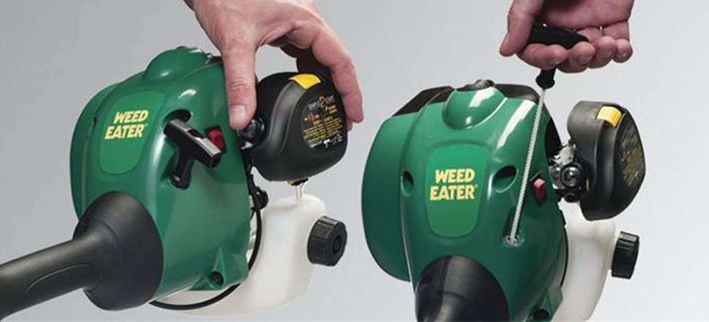 Amazon.com: Weed eater w25sb Gas 25 cc Straight Shaft 2 ...