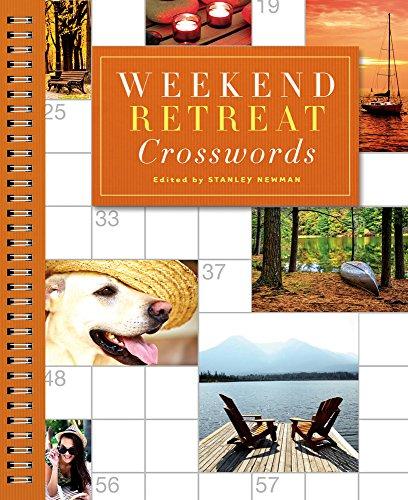 (Weekend Retreat Crosswords (Sunday Crosswords) )