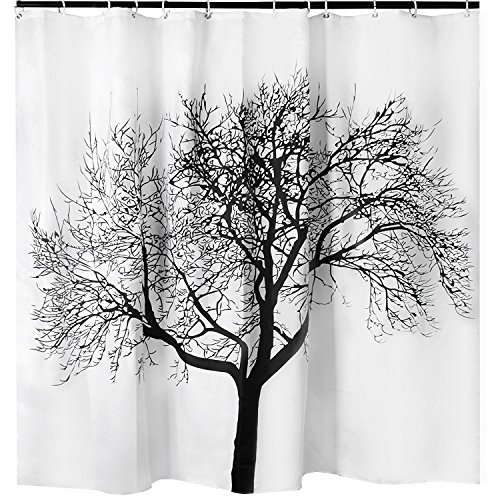 Shower Curtain Tree Design Limited Edition 2.0