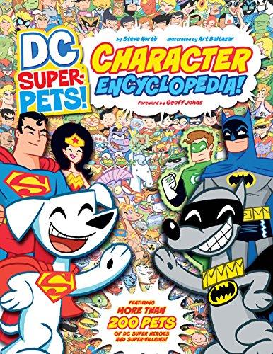 (DC Super-Pets Character Encyclopedia)