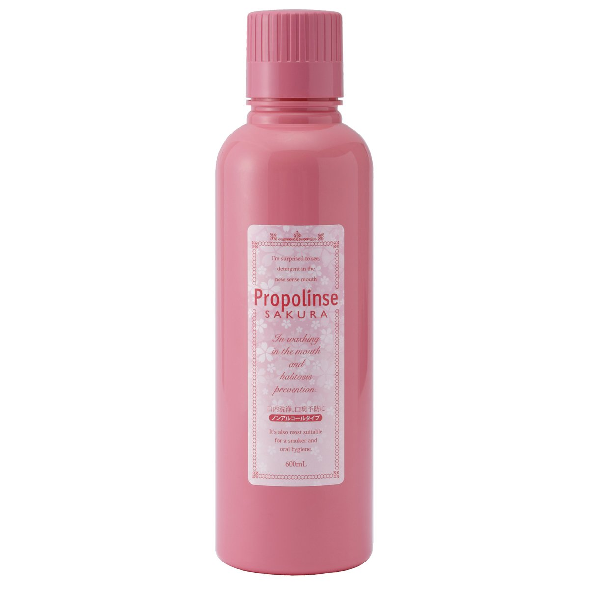 Propolinse Mouth Wash Sakura 600ml