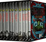 Fighting Fantasy Collection 10 Books Set Pack (Eye of the Dragon, House of Hell)