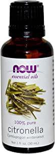Now Foods Essential Oils, Citronella, 30ml