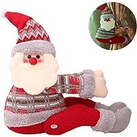 Hilai Navidad Cortina Hebilla Clip Tie Back Lindo