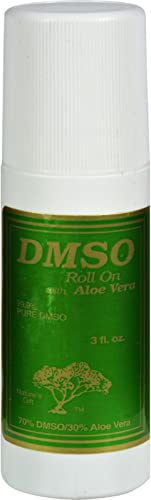DMSO Roll On with Aloe – 3 fl oz