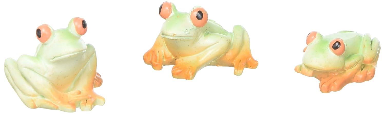 Darice DCZS14008 Mini Frogs Resin