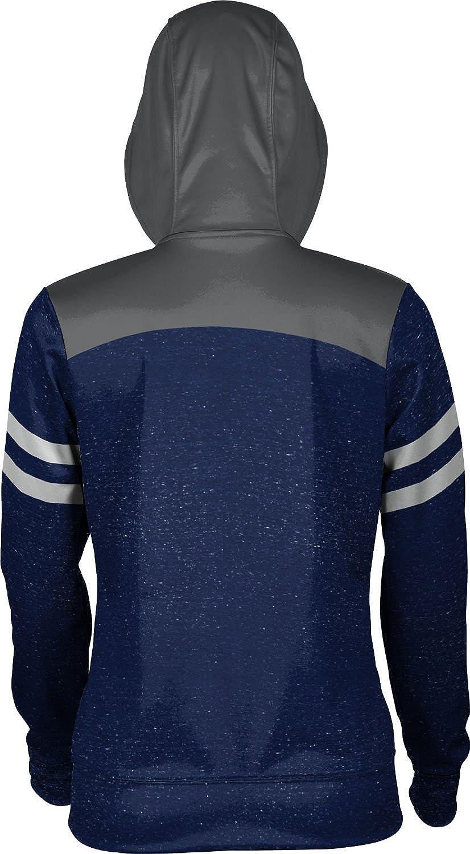 Northern Arizona University Girls Zipper Hoodie School Spirit Sweatshirt Game Time