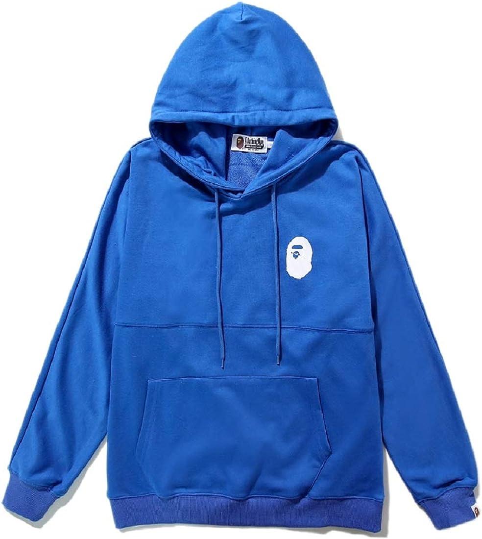 Shark Bape Crewneck Sweatshirt Pullover Hoodie Sports Casual Sweater Unisex