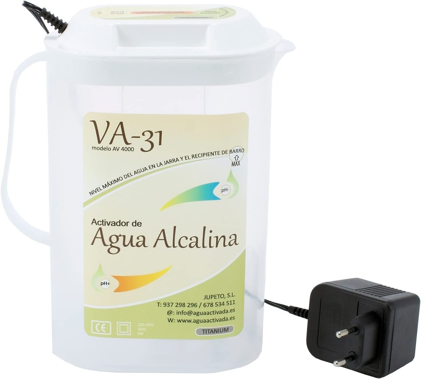 IONIZADOR DE AGUA ALCALINA: Amazon.es: Hogar