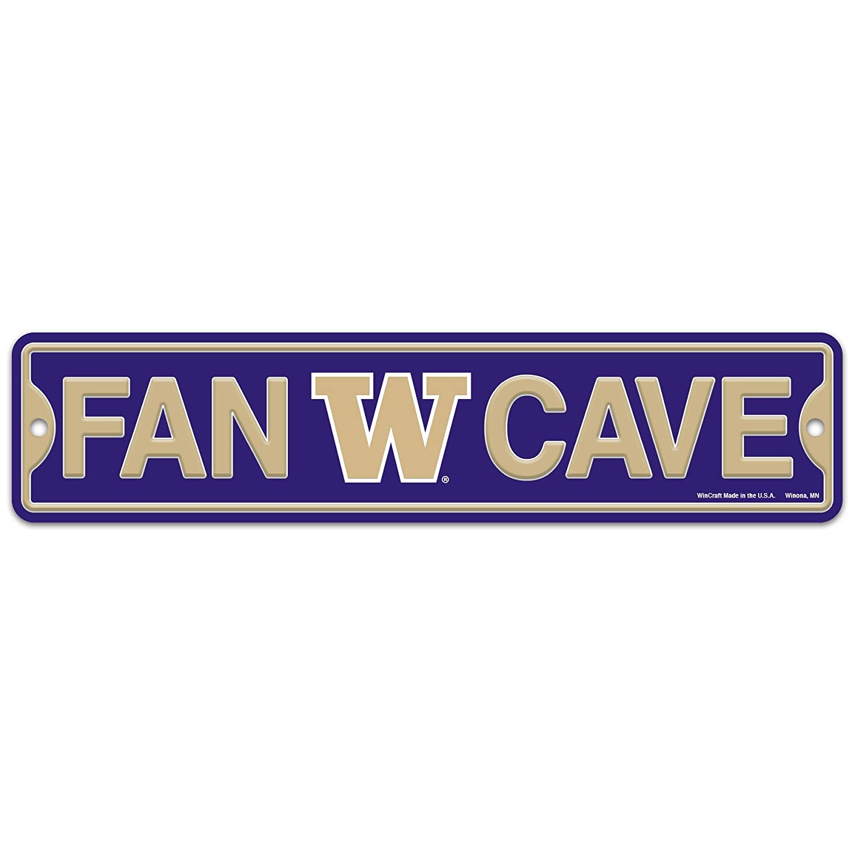 NCAA Legacy Washington State Cougars Wood Plank Magnet 3x3 One Size Wood