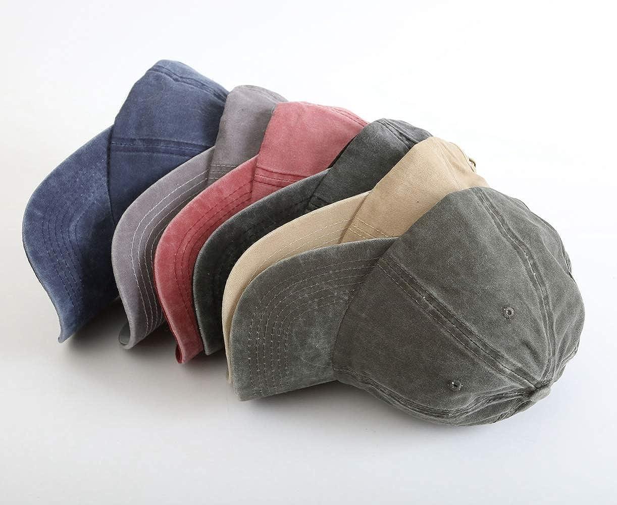 Solid Color Adjustable Sun Hat Messy High Bun Cap Retro Pony Caps Unisex Washed Trucker Hat Dad Cap Ponytail Baseball Hats Cap