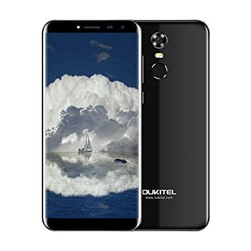 OUKITEL C8 4G Smartphone Barato Sin Marcos Android 7.0 5,5\'\'HD ...