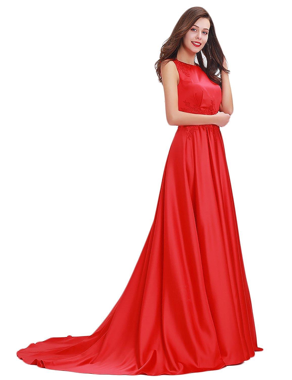 Empire Waist Evening Gowns