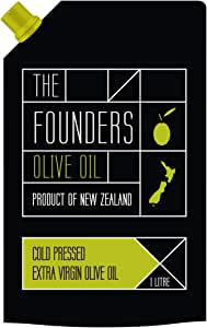 The Founders Cold Pressed Extra Virgin Olive Oil 1 Litre