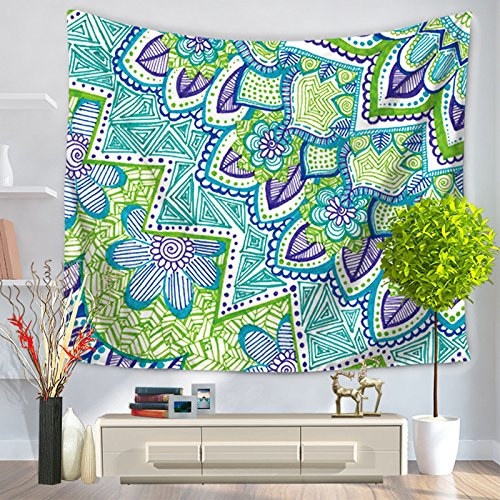 Home Decorative Wall Hanging Carpet Tapestry  Rectangle